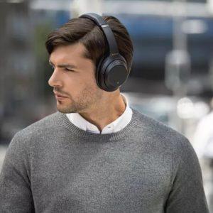 noise cancelling koptelefoon Sony